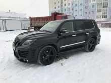 Нижневартовск LX570 2012