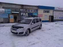 Бийск Ларгус 2013