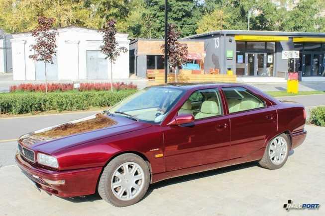 Maserati Quattroporte, 1997 год, 600 000 руб.