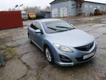 Шадринск Mazda6 2012