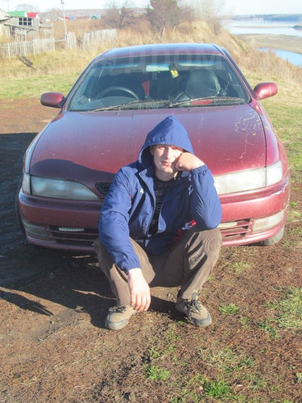 Toyota Carina ED, 1997 год, 130 000 руб.