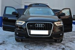 Чебоксары Audi Q3 2014