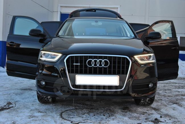 Audi Q3, 2014 год, 1 077 000 руб.