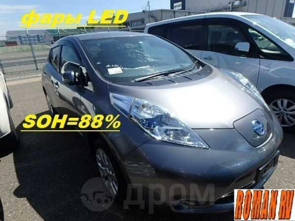 Nissan Leaf, 2014 год, 650 000 руб.