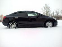 Рубцовск Civic 2012