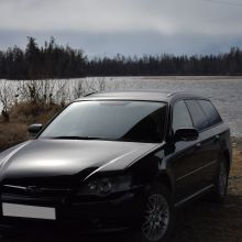 Северобайкальск Legacy 2003
