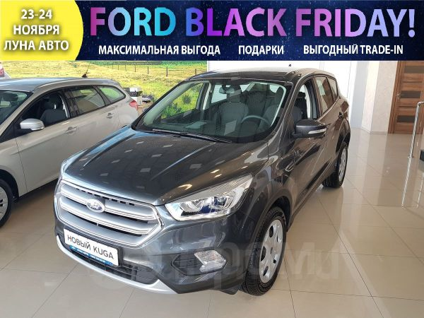Ford Kuga, 2018 год, 1 325 000 руб.