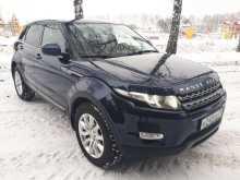 Land Rover Range Rover Evoque, 2015 г., Кемерово
