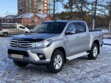 Омск Hilux Pick Up 2015