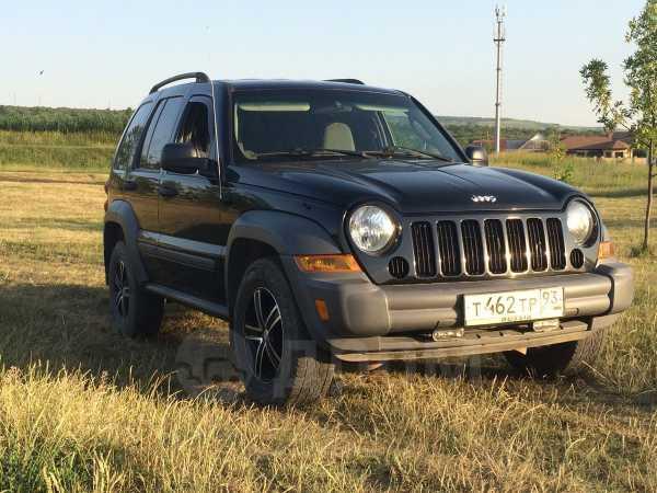 Jeep Liberty, 2004 год, 350 000 руб.