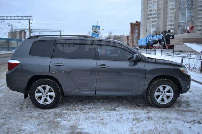 Toyota Highlander, 2009 год, 995 000 руб.