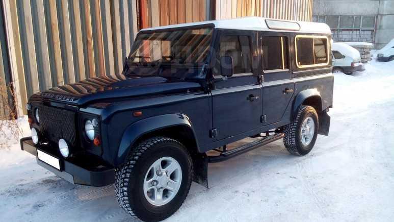 Land Rover Defender, 2010 год, 1 250 000 руб.