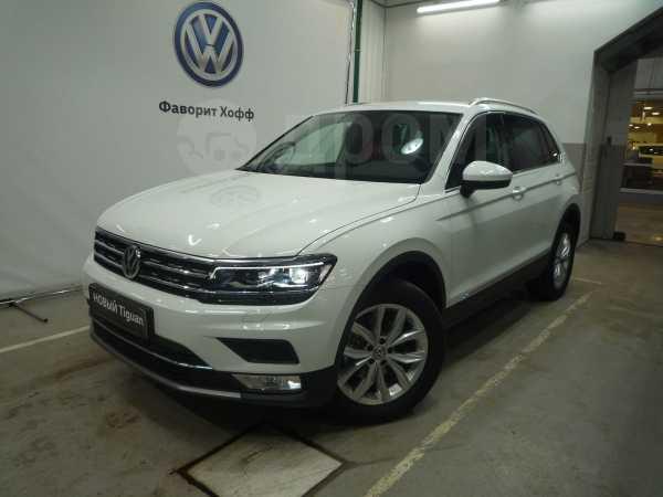 Volkswagen Tiguan, 2018 год, 2 034 800 руб.