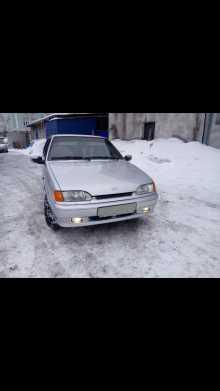 Омск 2115 Самара 2012