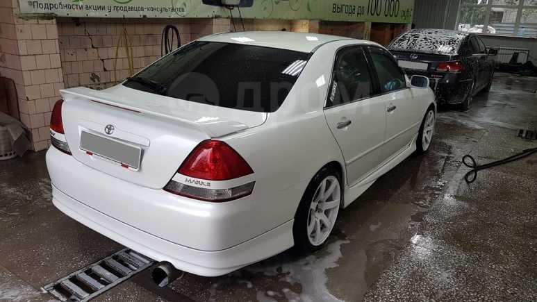 Toyota Mark II, 2000 год, 505 000 руб.