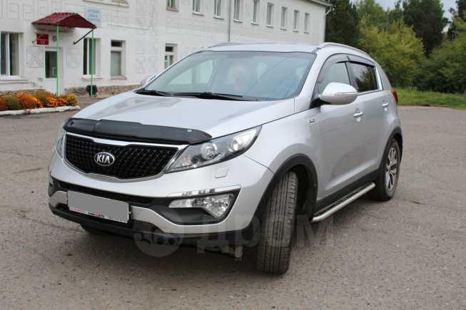 Kia Sportage, 2014 год, 1 090 000 руб.