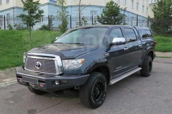 Toyota Tundra, 2010 год, 1 990 000 руб.