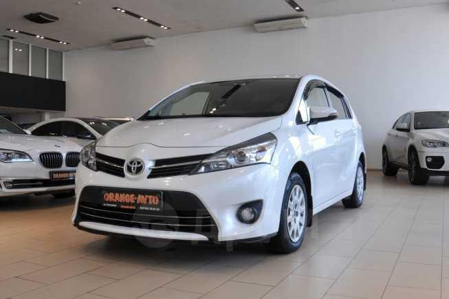 Toyota Verso, 2015 год, 999 000 руб.