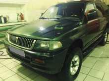 Братск Montero Sport 1998
