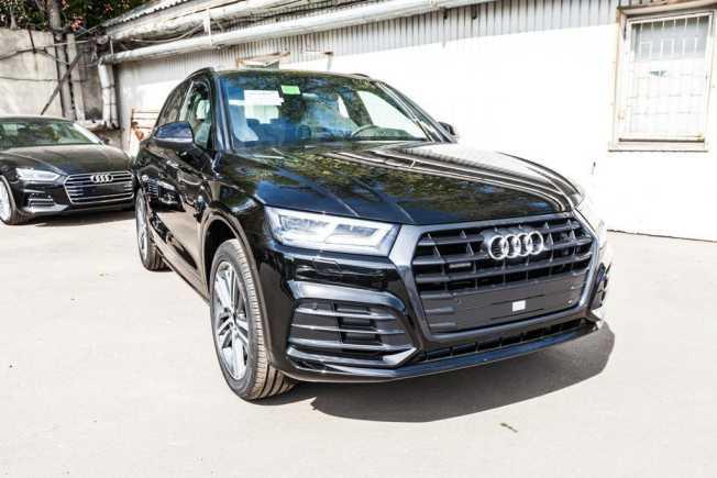 Audi Q5, 2018 год, 3 608 425 руб.
