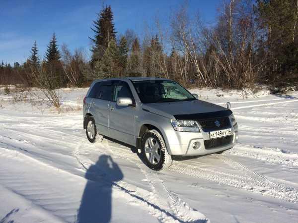 Suzuki Escudo, 2008 год, 800 000 руб.