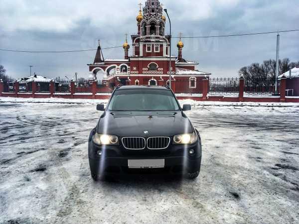 BMW X3, 2007 год, 660 000 руб.
