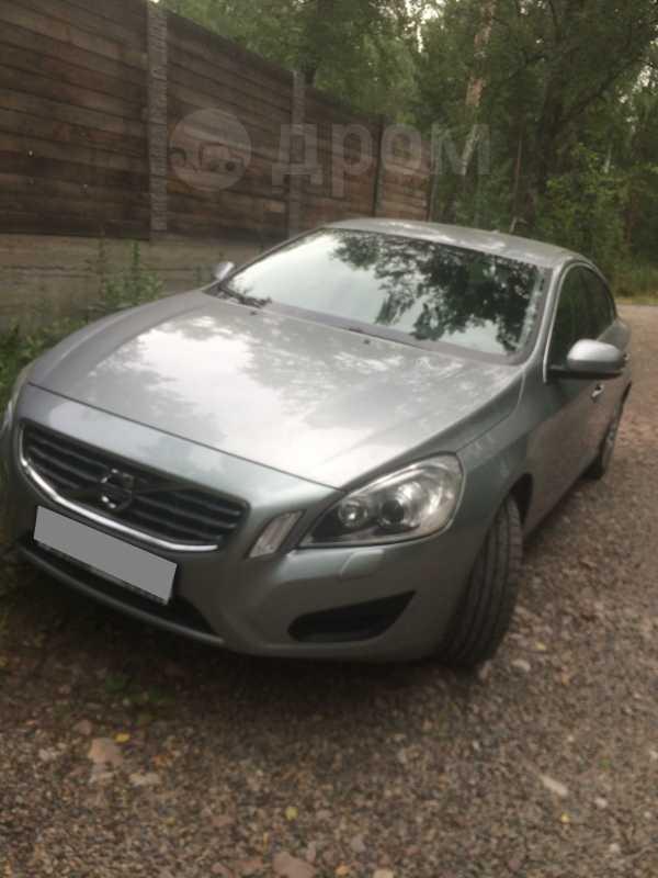 Volvo S60, 2013 год, 940 000 руб.