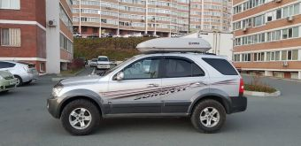 Владивосток Sorento 2008