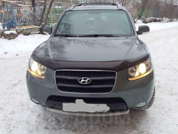 Hyundai Santa Fe, 2008 год, 660 000 руб.