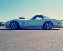 Красноярск Corvette 1976