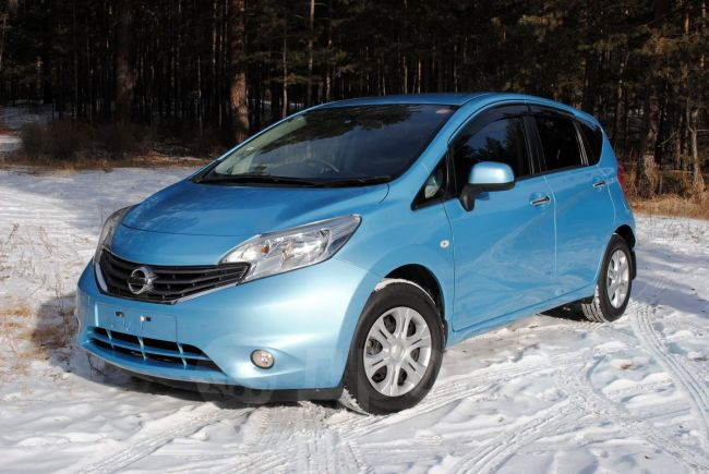 Nissan Note, 2013 год, 537 000 руб.