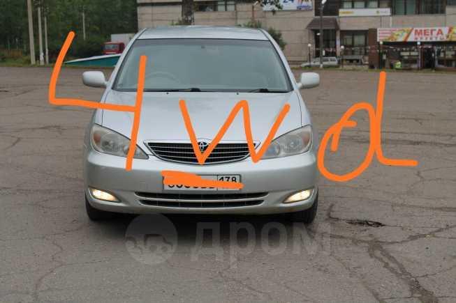 Toyota Camry, 2003 год, 446 000 руб.