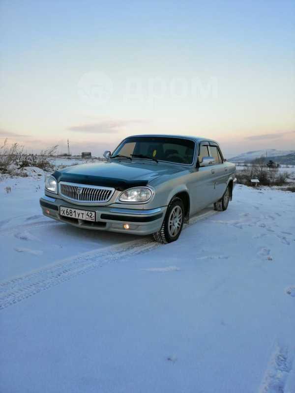 ГАЗ 31105 Волга, 2007 год, 145 000 руб.