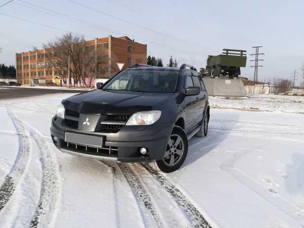 Mitsubishi Outlander, 2006 год, 580 000 руб.