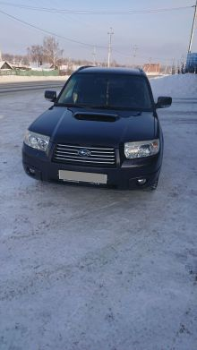 Юрга Forester 2007