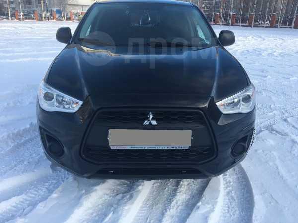 Mitsubishi ASX, 2012 год, 660 000 руб.