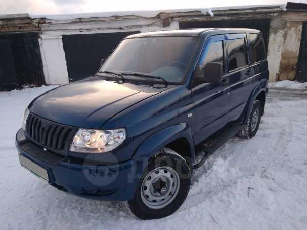 УАЗ Патриот, 2012 год, 469 999 руб.