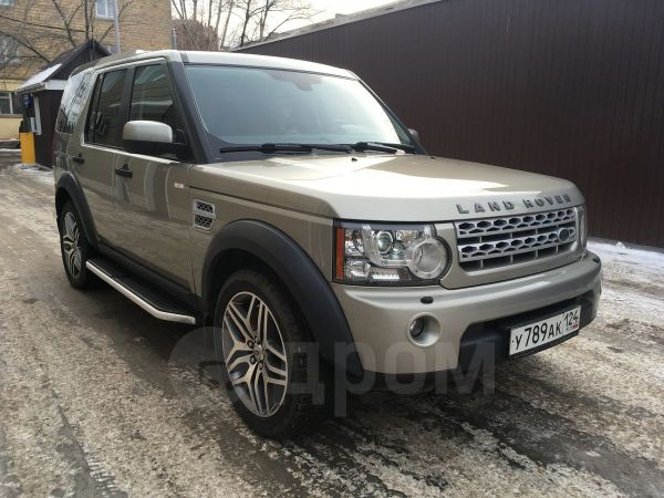 Land Rover Discovery, 2012 год, 1 325 000 руб.