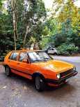 Volkswagen Golf, 1988 год, 135 000 руб.