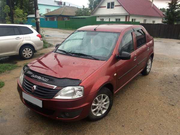 Renault Logan, 2011 год, 310 000 руб.
