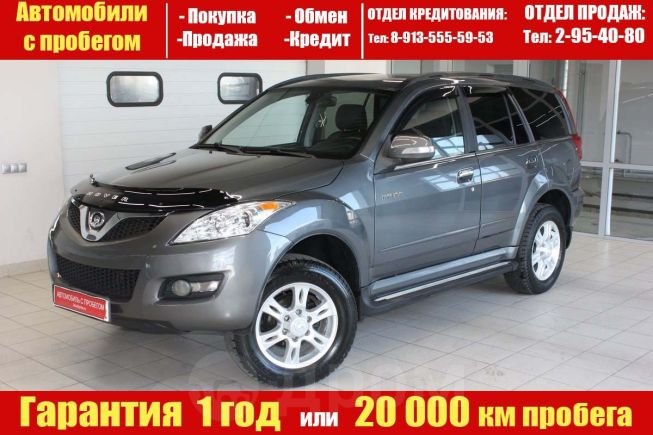 Great Wall Hover H5, 2012 год, 637 000 руб.