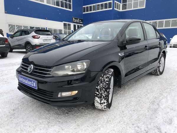 Volkswagen Polo, 2016 год, 577 000 руб.