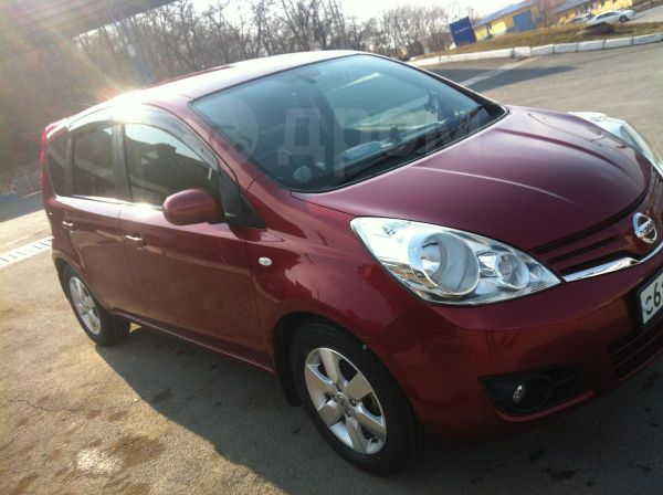 Nissan Note, 2012 год, 495 000 руб.