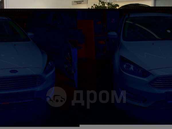 Ford Focus, 2018 год, 1 285 000 руб.