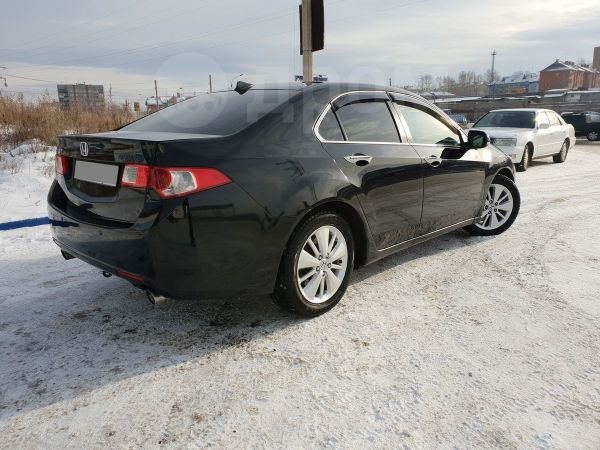 Honda Accord, 2009 год, 750 000 руб.