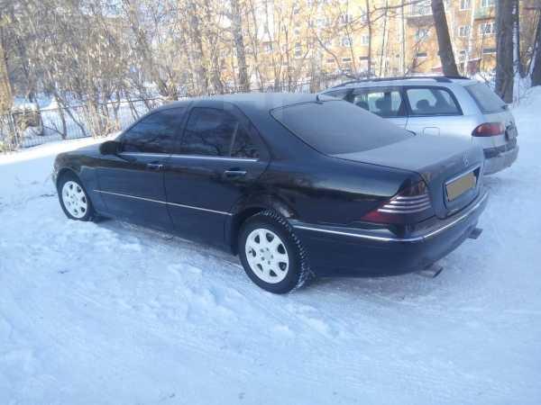 Mercedes-Benz S-Class, 2000 год, 369 000 руб.
