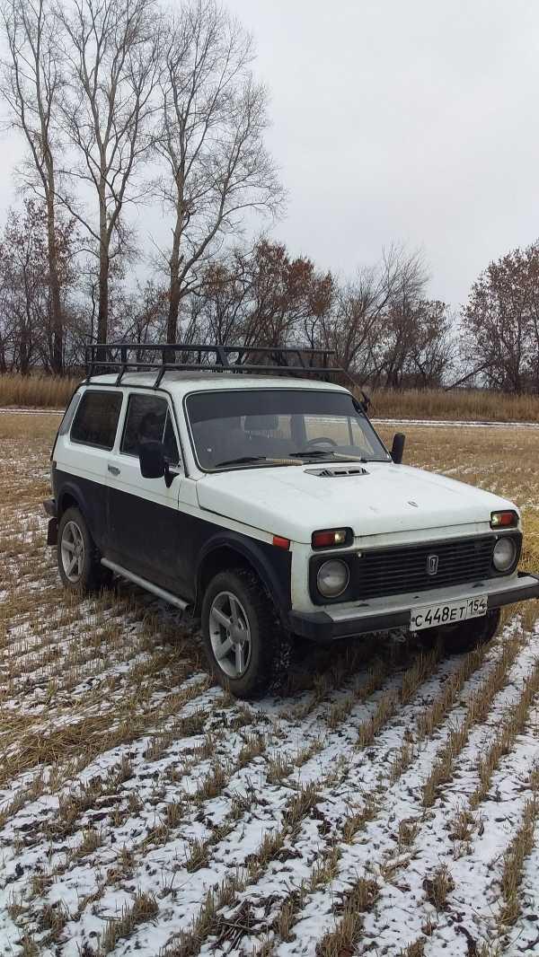 Лада 4x4 2121 Нива, 1994 год, 80 000 руб.