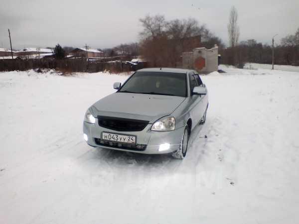 Лада Приора, 2007 год, 210 000 руб.
