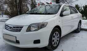 Омск Corolla Axio 2009