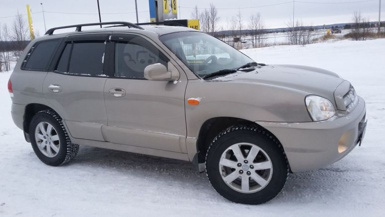 Hyundai Santa Fe Classic, 2011 год, 625 000 руб.
